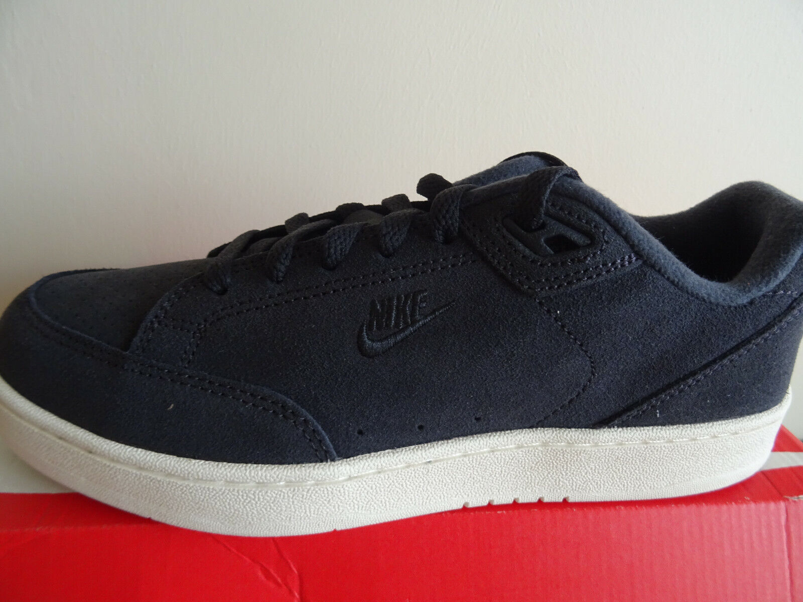 Nike Grandstand II Suede mens trainers schuhe AA2195 001 uk 6 eu 40 us 7 NEW+BOX