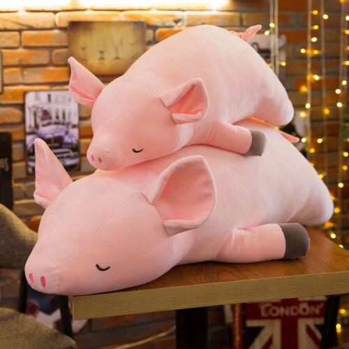 Kawaii Peaches Papa Pig Stuffed Animals Cute Cartoon Plush Doll Pillow Toys Gift