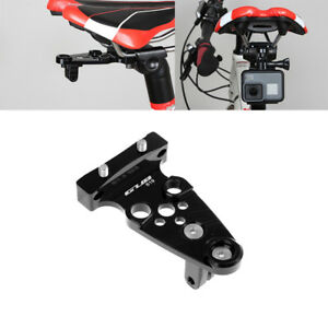 Bike Bicycle Seatpost Camera Mount Holder for Gopro Xiaomi Yi Camera Torch