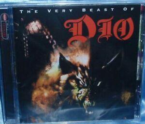 NEUES DIO 16 härtesten Hits Very Best Of CD HOLY DIVER-We Rock 22-Bit umzugehen!