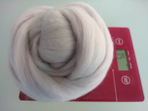 4 kg 200 g Satin Mink Grey* Merino Wool Giant Jumbo Yarn Big Arm Knitting