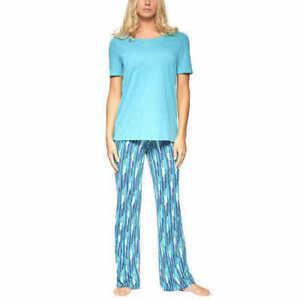 SALE-NEW-Felina-Ladies-039-Two-piece-Pajama-lounge-Set-VARIETY-SZ-CLR-E41