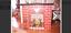 thumbnail 1 - Vintage Noma Electric Christmas Fireplace - Fireglow Effect- Cardboard