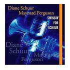 Swingin' for Schuur by Diane Schuur (CD, Nov-2001, Concord Jazz)