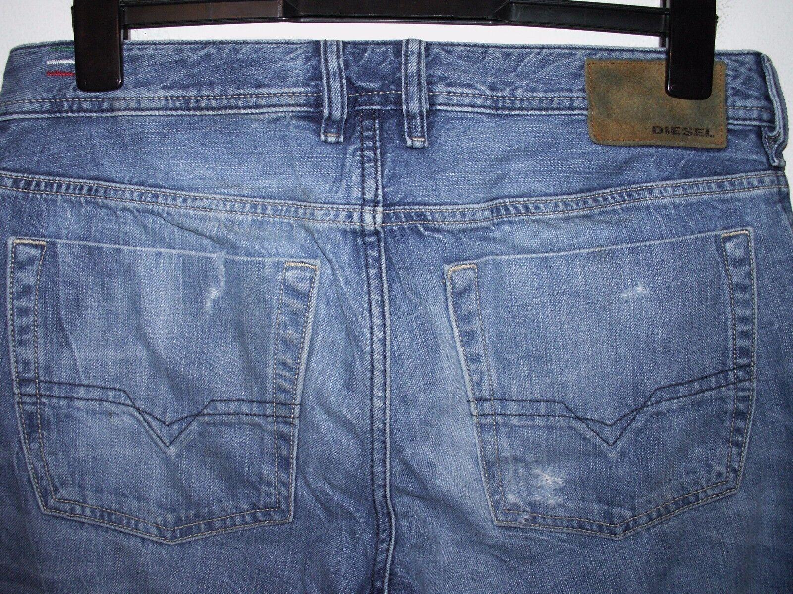 Diesel zatiny Stiefelcut jeans wash 008MY W32 L30 (a3162)  | Neue Produkte im Jahr 2019  | Outlet Store Online  | Ideales Geschenk für alle Gelegenheiten