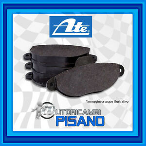 605957-KIT-4-PASTIGLIE-FRENO-ANTERIORI-ATE-NISSAN-PICK-UP-D22