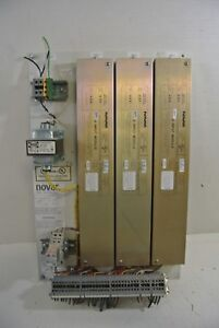 Details about NOVAR Control Panel 7800080000 with (3) 8 Input Modules  733031100 Lowes