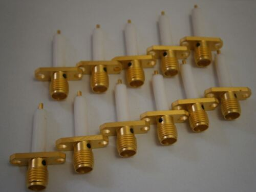 Details about  /Lot of 11 Omni Spectra  M//A-Com 2052-1352-00 RF Coaxial Connectors SMA Jack