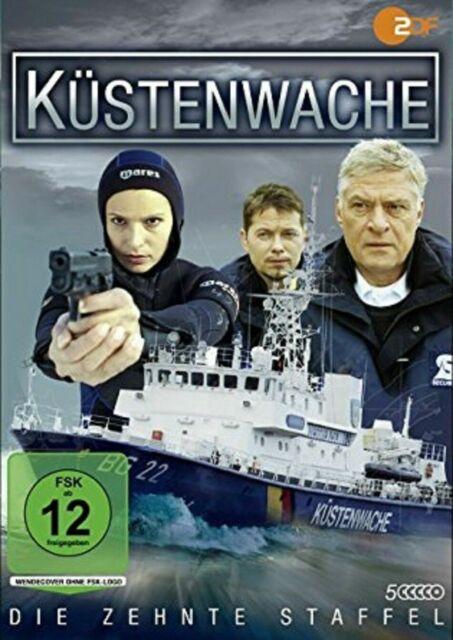 Küstenwache - Staffel 10 - DVD Neu/OVP!