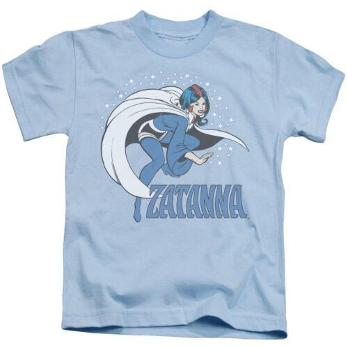 7 ZATANNA DC Comics Licensed T-Shirt KIDS Sizes 4 5//6
