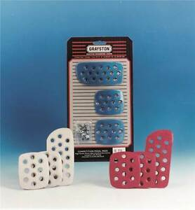 Grayston-Competition-Pedal-Pads-Extensions-Red-Anodised