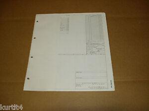 1986 ford f600 f700 f800 cab cowl wiring diagram schematic sheet image is loading 1986 ford f600 f700 f800 cab cowl wiring