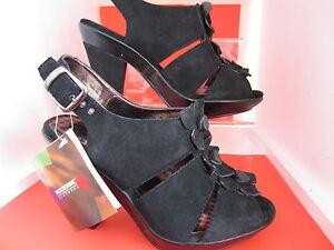 Suede 3 Puppies X Ladies lr Black Sandals Aeris 9 Hush Uk PTXw0qHw