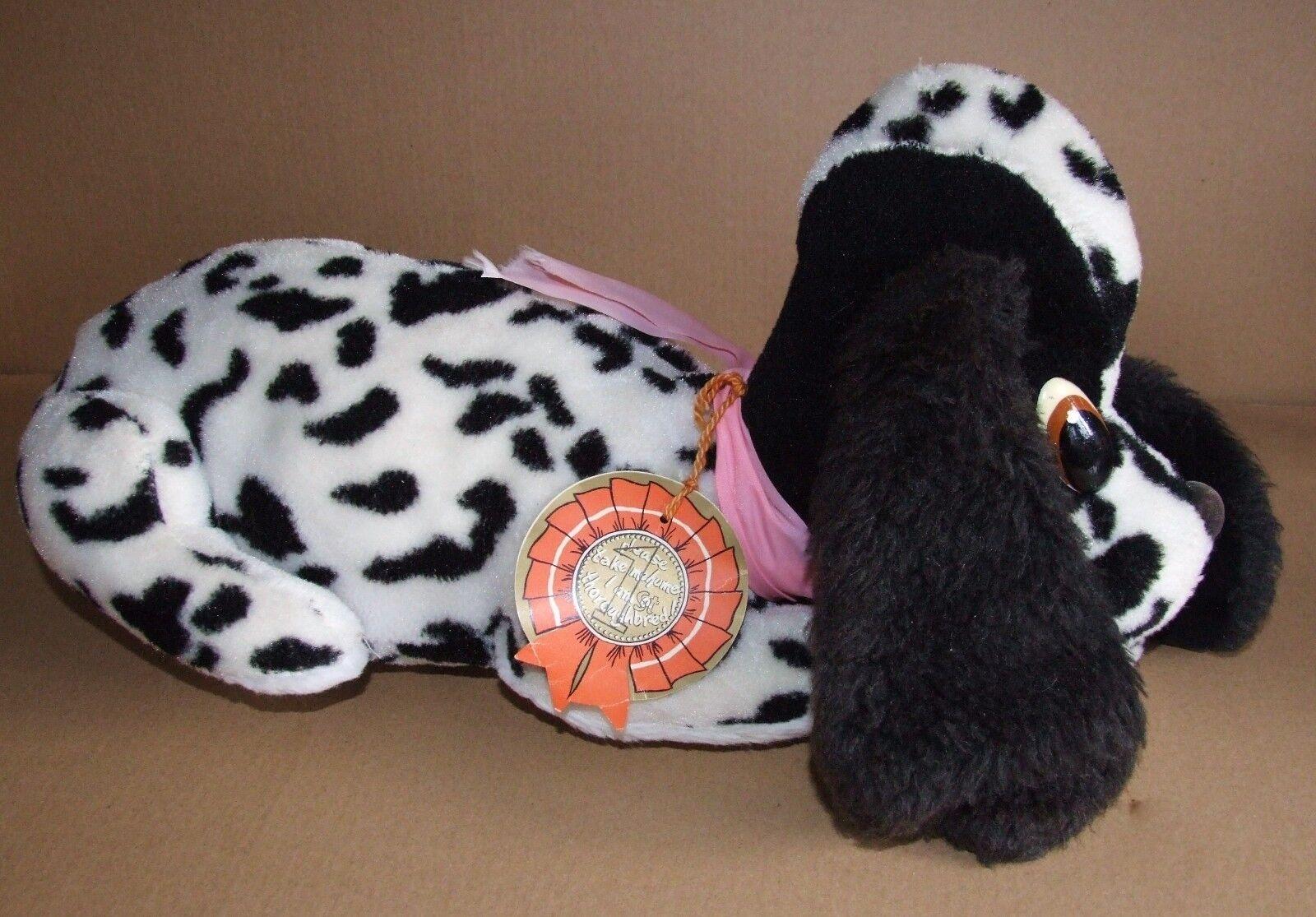 Merrythought a pois per cani Pigiama Custodia con etichetta e indicatore   B