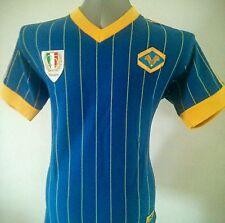 HELLAS VERONA t-shirt maglia 25° anniversario scudetto M/L + patch sponsor Canon