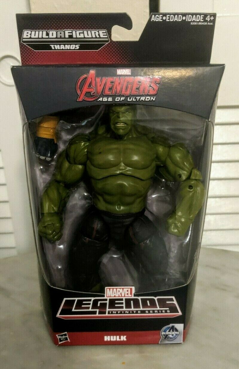 Marvel Legends Thanos Series Hulk 2015 Sealed in Outsteing Condition