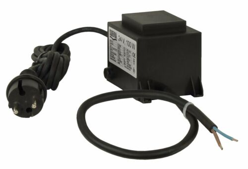 230//24V, 100W 101.0380 Suevia Transformator Trafo für heizbare Tränkebecken