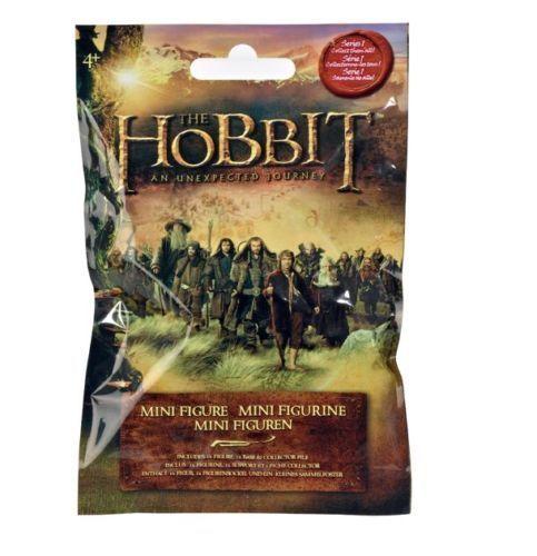 The Hobbit Mini Figure Serie 1 Unexpected VIAGGIO 54 x CIECO sacchetti