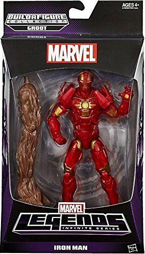 Marvel Guardians of The Galaxy Iron Man , 6-Inch