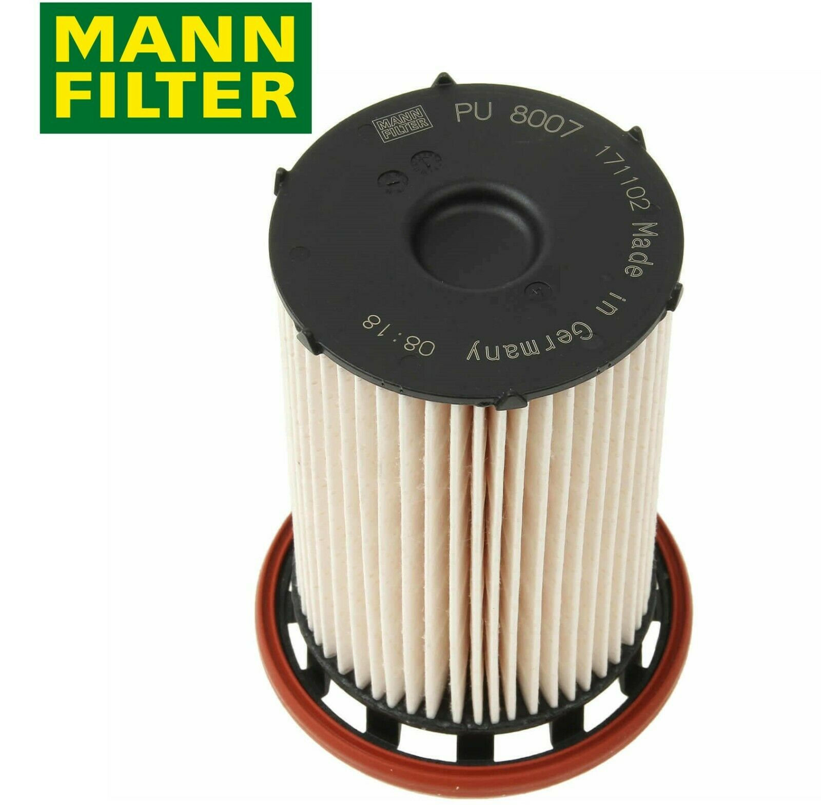 For VW Touareg TDI 2011-2014 Fuel Filter Mann PU 8007 7P6 127 177 A
