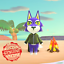 Wolf villager of your choice-read description-animal ...
