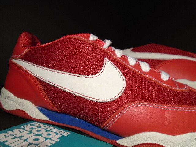 2004 Nike FC Dunk AIR ZOOM FC Nike SB NOODLE TRUE RED WHITE ROYAL BLUE 308173-611 Sz 8 758bdd