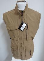 $35 Sz Xl Tan Brown Redhead Mens Cargo Full-zip Fishing/hunting 91i Vest