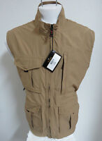 $35 Sz Xl Tan Brown Redhead Mens Cargo Full-zip Fishing/hunting 91i Vest