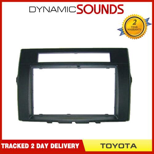 DFP-11-11 Double Din Fascia Panel For Toyota Corolla Verso