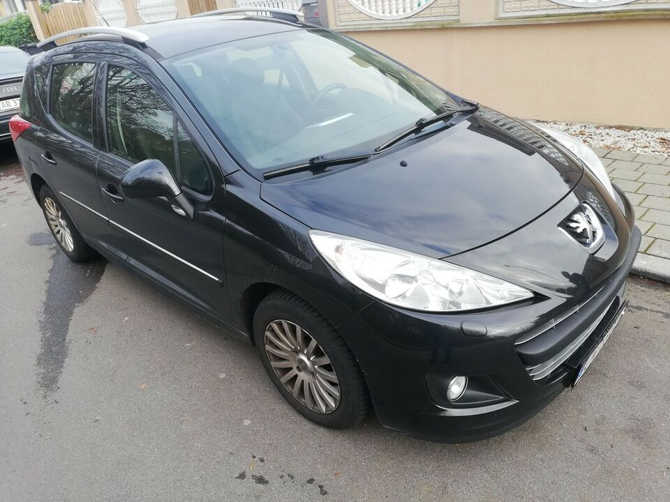Peugeot 207, 1,6 HDi 92 Active SW, Diesel
