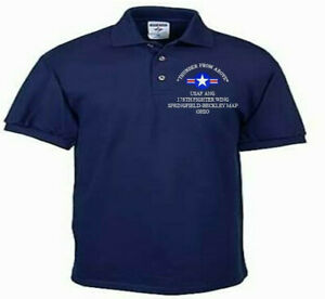 178TH-FIGHTER-WING-SPRINGFIELD-OH-USAF-ANG-EMBROIDERED-LIGHTWEIGHT-POLO-SHIRT