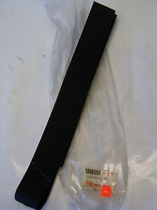NOS YAMAHA J10-78355-00-0<wbr/>0 BAG CARRIER NYLON BAND G1 G3