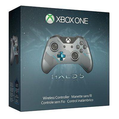 Genuine Microsoft Xbox One Halo 5 Guardians Controller GK4-00005 OEM 1697 In Box