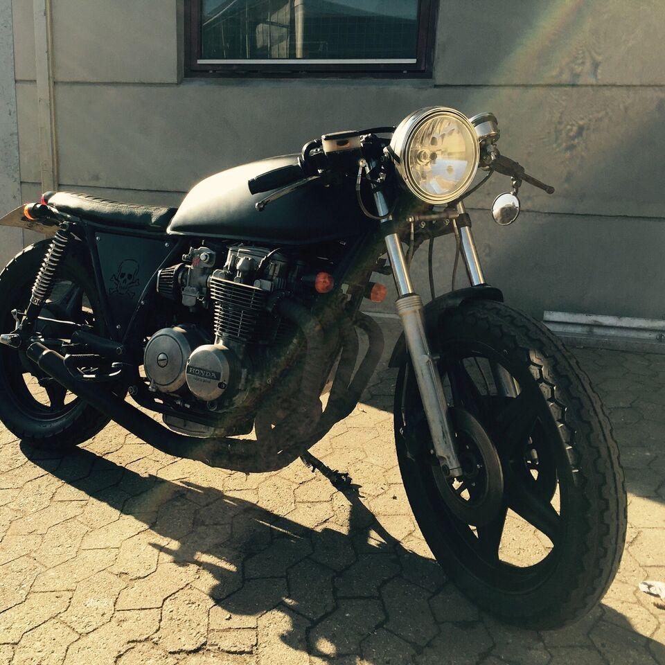 Honda, CB, 650 ccm