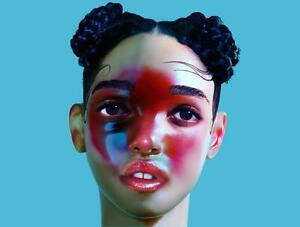 FKA Twigs LP1 2014 Album Cover Stretched Canvas Wall Art Poster Print Cd Turks