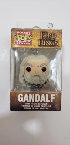 Le Seigneur des Anneaux-Gandalf vinyl figure keychain Funko Pocket POP KEYCHAIN