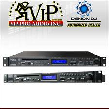 Denon DN-300Z CD/Media Player w/ Bluetooth & AM/FM Tuner USB/SD/SDHC/MP3/WAV/AAC