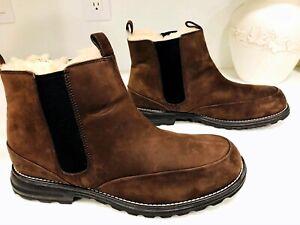 Ugg Australia Brown Boots - Men's Size