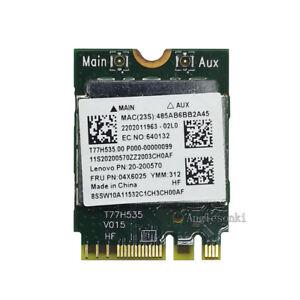 04X6025 Wireless,CMB,CBT,8723BE M.2
