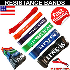 Resistance-Bands-Loop-Trainer-Pull-Up-Body-Exercise-Fitness-Home-Gym-Workout-Set