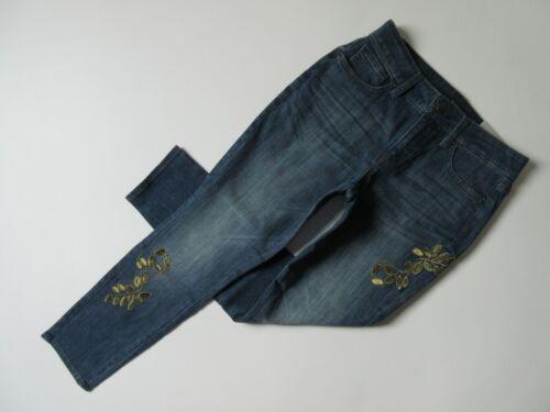 Legging Nwt Jeans Broderie Desert Your Gold 12p En Not Alina Filles Nydj 889982638216 qtrtwYv