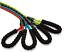 5-FT-Service-Dog-Rope-Leash-Lead-Training-Padded-Handle-Reflective-Nylon-Puppy-L thumbnail 11