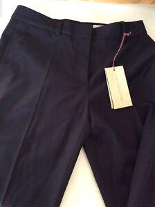 Stella bleu Nouveau Mccartney Taille costume de 36 Pantalon marine wqtntXFr