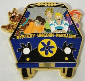 NYPD-Scooby-Doo-Unicorn-Massacre-Freddy-Krueger-Espo-Police-Challenge-Coin