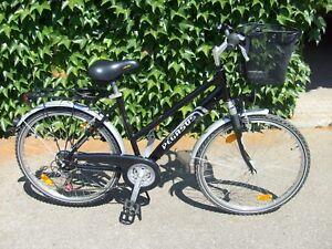 Pegasus-Damenrad-26-Zoll-mit-Korb-Staender-und-Abusschloss-siehe-Fotos