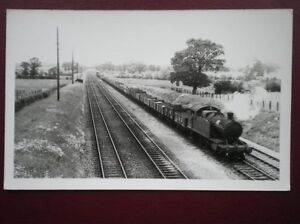 PHOTO  GWR LOCO NO 4288 NER WANTAGE ROAD JUNE 1938 - Tadley, United Kingdom - PHOTO  GWR LOCO NO 4288 NER WANTAGE ROAD JUNE 1938 - Tadley, United Kingdom