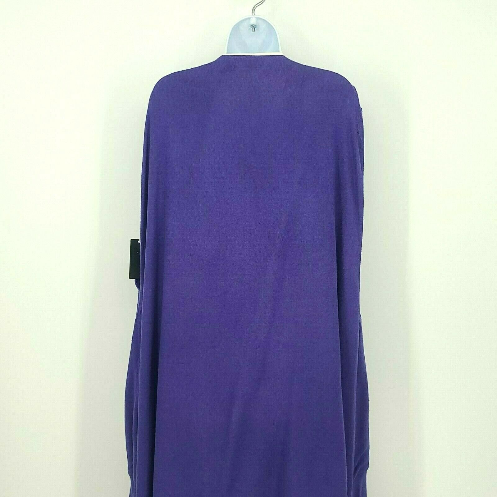 Laise Adzer Womens Vintage 1980s Rayon Lagenlook … - image 6