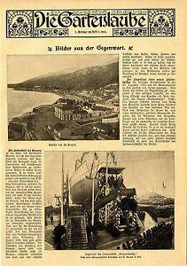 """Prinz Albrecht V.preußen Beim Stapellauf Des Linienschiffes """"braunschweig""""c.1903 SchöNer Auftritt Sonstige"""
