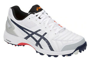 Details about ASICS GEL 300 NOT OUT (P707Y 100) MENS CRICKET SPIKE