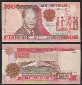 MOZAMBICO-1000-Meticais-1991-UNC-Pick-135